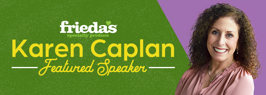 Frieda's Specialty Produce's Karen Caplan Will Be Featured Speaker at Exhibition Honoring Women Innovators in California's AgTech