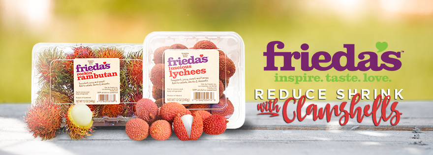 Frieda's Specialty Produce Marks Return of Lychees and Rambutans
