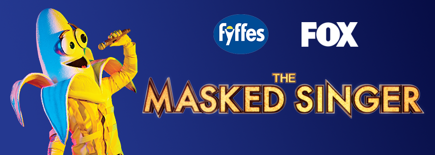 Fyffes Unveils New Promotion for The Masked Singer