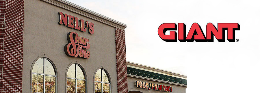 Giant Food Stores Acquires Nell's Shurfine Market Store from C&S Wholesale