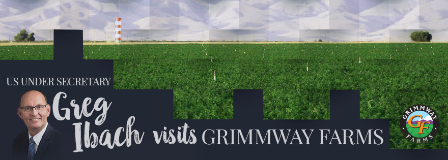 Grimmway Farms Welcomes USDA Under Secretary Greg Ibach for Tour and Board Meeting