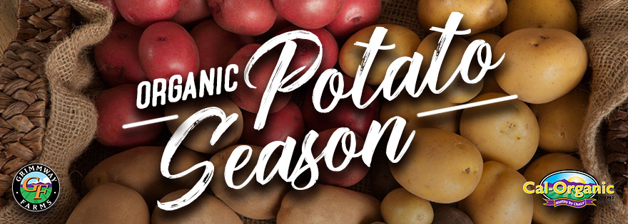 Cal-Organic Kicks Off Potato Season with New Red and Gold Potato Offerings