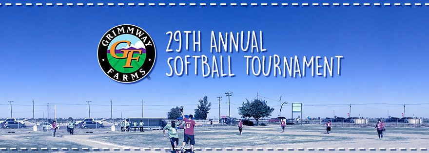 Grimmway Farms Celebrates 29th Annual Softball Tournament