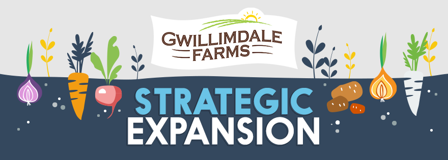 Gwillimdale Farms' Quinton Woods Shares Local Canada Expansion Plans