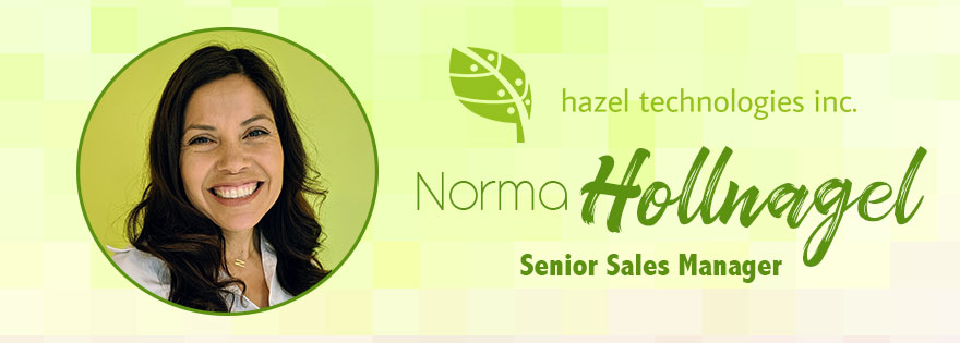 Hazel Technologies Welcomes Industry Veteran Norma Hollnagel to its Sales Team