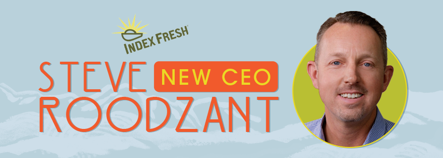Index Fresh Appoints Steve Roodzant as New CEO