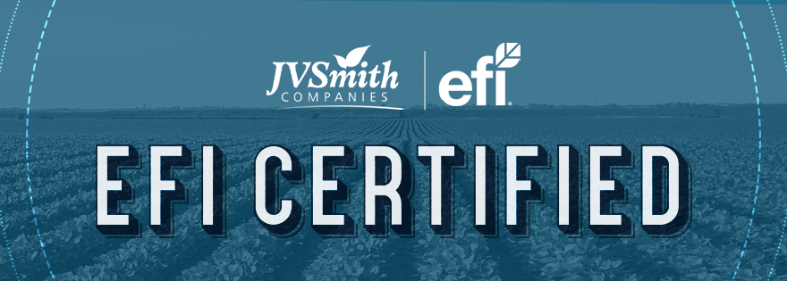 JV Smith Companies' Mexicali Operation Achieves EFI Certification