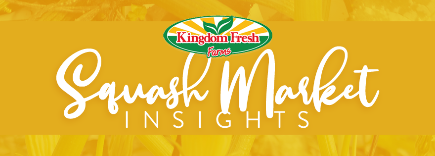 Kingdom Fresh's Jaime García Gives an Exclusive Update on the Squash Market