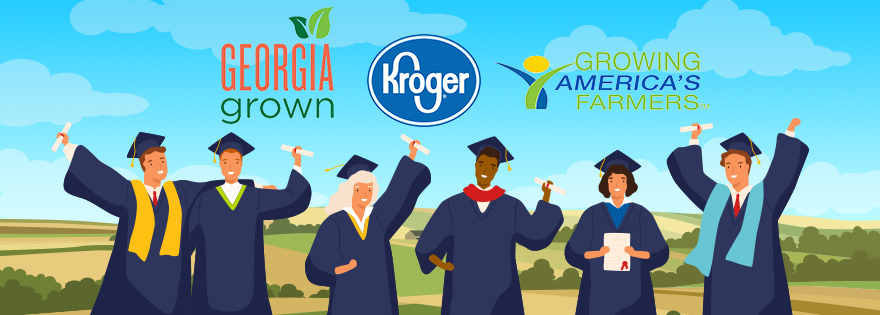 Kroger Partners with Growing America's Farmers to Provide Educational Scholarships