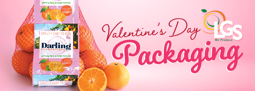 LGS Specialty Sales Rolls Out Seasonal Pink Packaging For Darling Clementine® Line Ahead of Valentine's Day