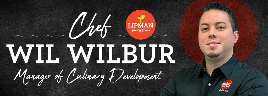 Lipman Family Farms Announces New Manager of Culinary Development