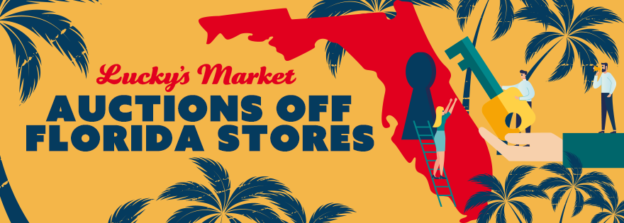 Publix, Aldi, Schnucks, and Others Officially Win Lucky's Market's Florida Stores