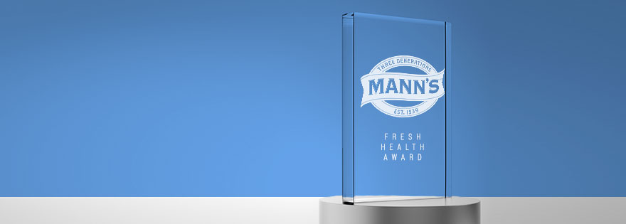 Mann Packing Wins CPMA's First Monthly Fresh Health Award