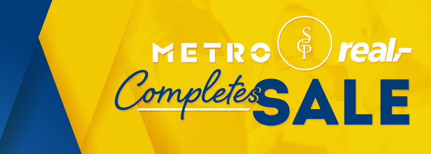 METRO Completes Sale of Real, Moves Toward Becoming a Purely Wholesale Company