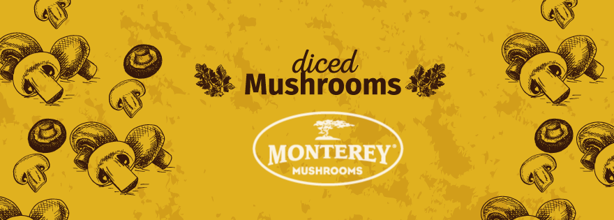 Monterey Mushrooms to Introduce New Product Offering at PMA Foodservice
