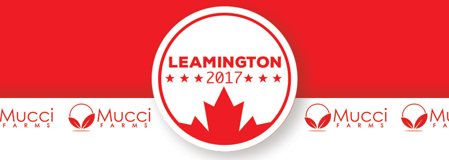 Mucci Farms is Awarded Leamington Business Excellence Award