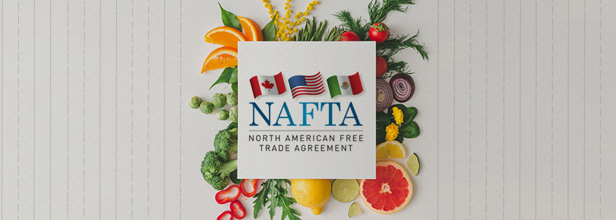 Produce Leaders Meet to Discuss Purpose and Position of Coalition for NAFTA