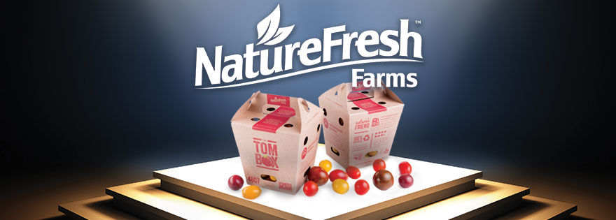 NatureFresh™ Farms Named as Impact Award Finalist, Launches OhioRed™ Tomato Program, and Hires Richie Keirouz as Retail Accounts Manager