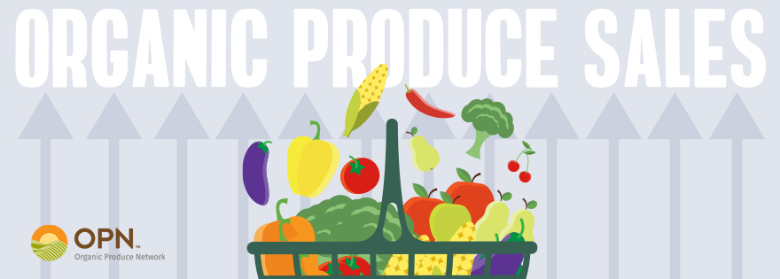 Organic Produce Network Lauds Organic Fresh Produce Sales Hitting $5.6 Billion in 2018