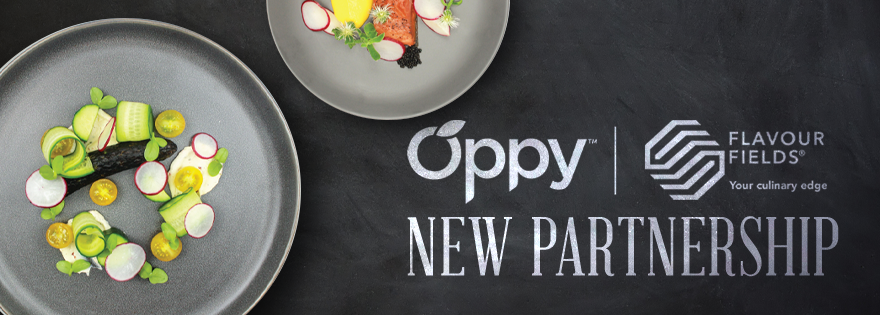 Oppy Partners With Flavour Fields, Explores New Varieties