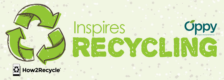Oppy Taps New Partnership to Inspire Recycling