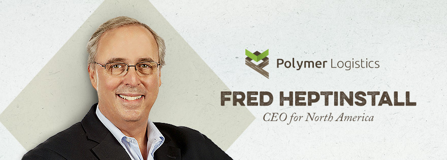 Polymer Logistics Appoints Fred Heptinstall as CEO for North America