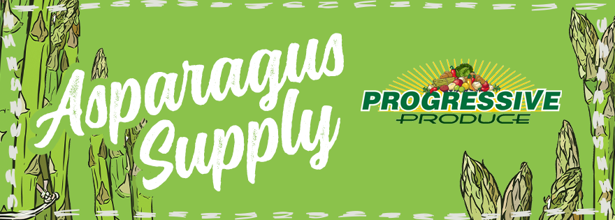 Progressive Produce Reports a Bountiful Late Spring and Summer Asparagus Supply