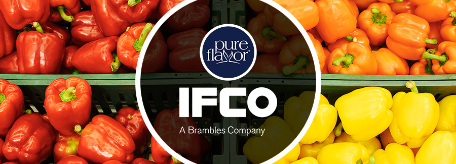Pure Flavor® and IFCO Partnership Ensures Quality, Year-Round Delivery