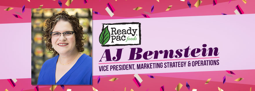 Ready Pac Foods Promotes AJ Bernstein to Vice President, Marketing Strategy & Operations