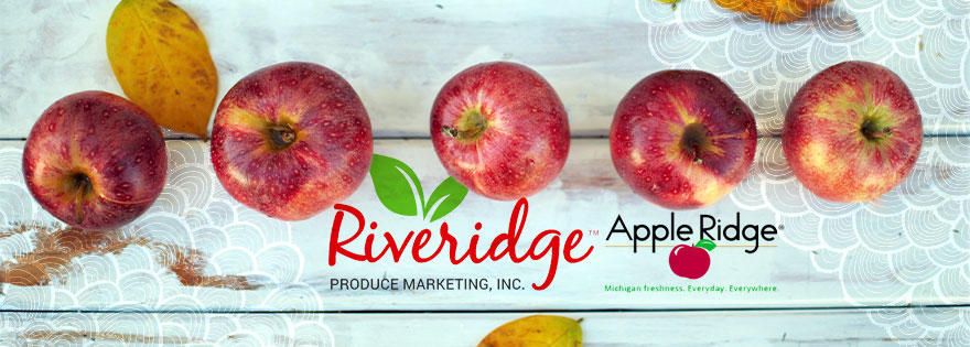 Riveridge Produce Marketing Acquires Jack Brown Produce Sales Org, Increase Michigan Fresh Apple Crop to 50 Percent