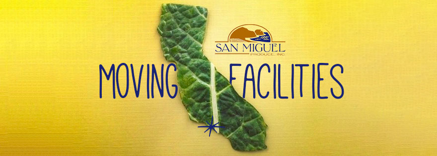 San Miguel Produce Moves To New Facility