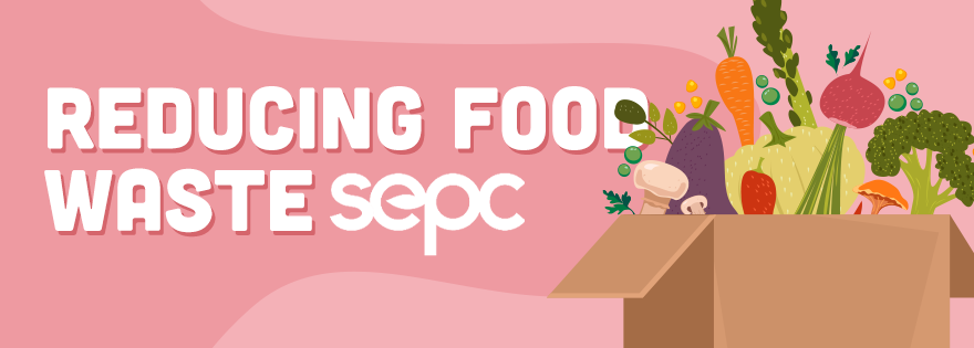 SEPC Reduces Food Waste While Helping Others