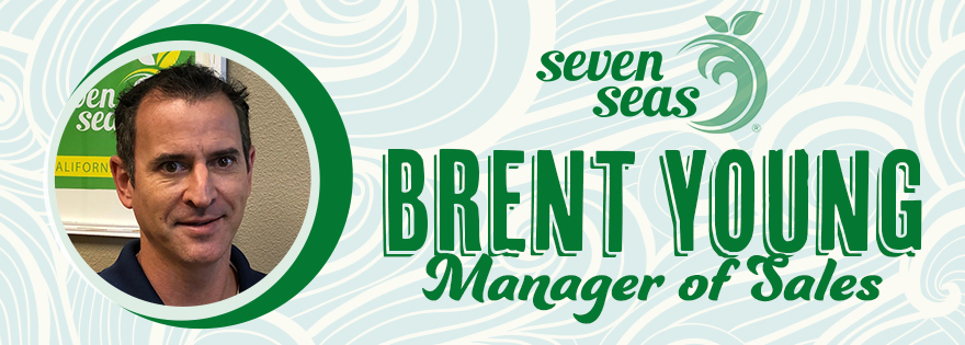 Seven Seas Welcomes Brent Young as Manager of Sales