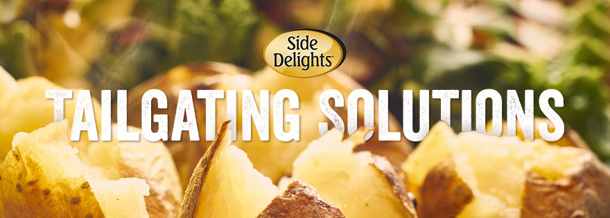Side Delights® Offers Tailgating Promotional Solutions, Kathleen Triou Comments