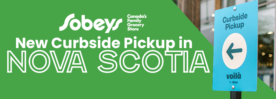 Voilà by Sobeys Launches New Curbside Pickup Service in Nova Scotia