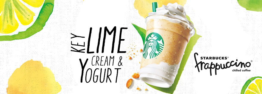 Starbucks Releases New Frappuccino Featuring Key Lime