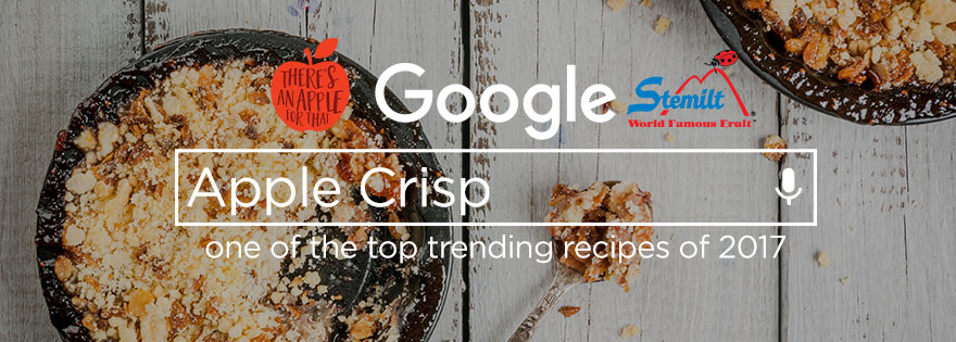 Apple Crisps Top Google Search Trends 2017, Yams and Zucchini Rank High: Stemilt's Brianna Shales, Bako Sweet's Gina Pettit, Southern Valley's Anna Ligon Discuss