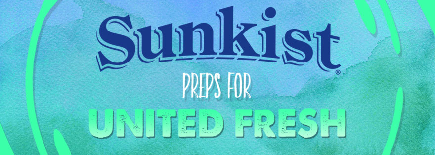 Sunkist Growers to Showcase Summer Citrus at United Fresh