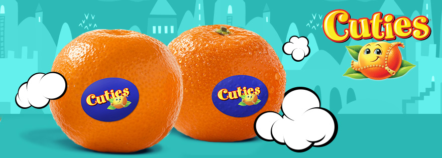 Cuties® Becomes the Official Citrus Fruit of Walt Disney World® Resort and Disneyland® Resort