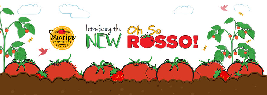 Sunripe Certified Brands Introduces Proprietary Oh So Rosso Brand