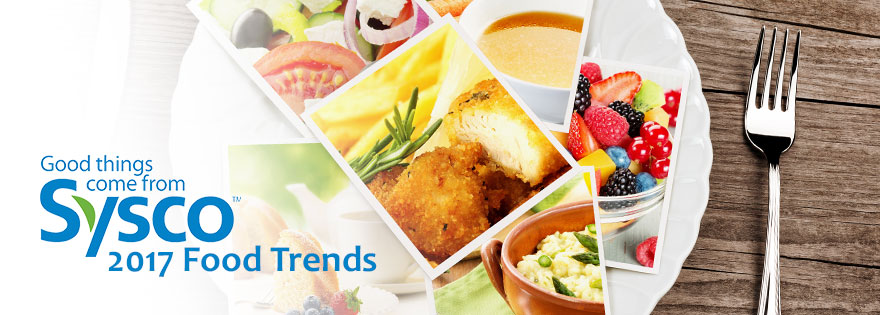Sysco Unveils Ten Trends Set to Take Produce by Storm in 2017