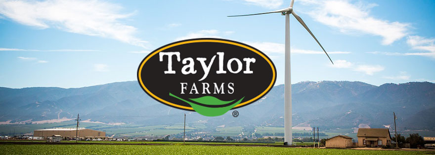 Taylor Farms Sees 94 Percent Increase in Greenhouse Gas Emissions Reduction in 2018