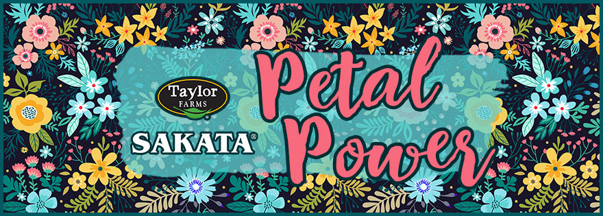 Taylor Farms and Sakata Seed America Partner for Petal It Forward Event