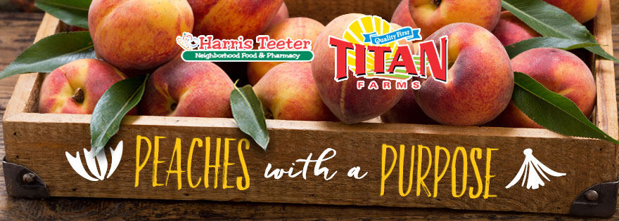Titan Farms and Harris Teeter Team Up to End Hunger