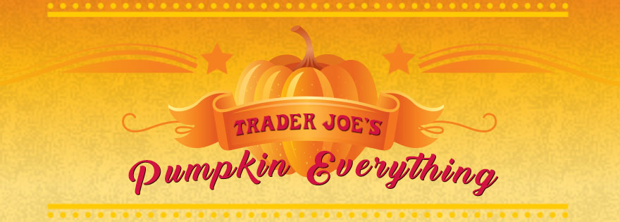 Trader Joe's Overflows with Pumpkin Products