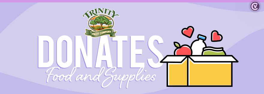 Trinity Fruit Company Partners with Nurse Angel Network to Donate and Deliver Food and Supplies to Local Hospital Workers