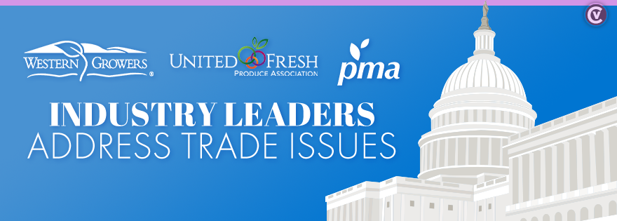 United Fresh, PMA, WGA, and More Ask Lawrence Kudlow and Sonny Perdue to Help Ensure Free Movement