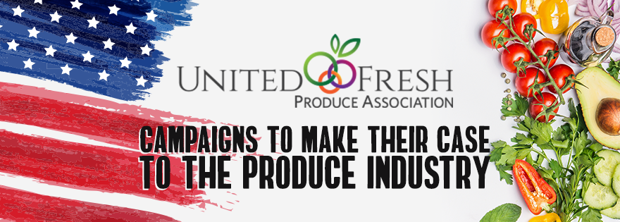 Trump and Biden Campaigns Debate at United Fresh Produce Association's Washington Conference