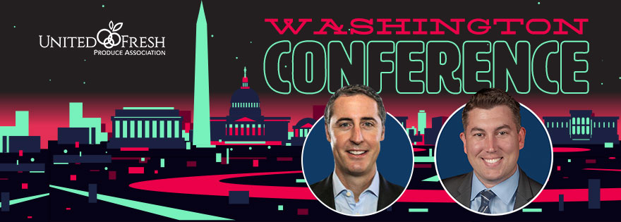 Industry Leaders Dish on the United Fresh Washington Conference