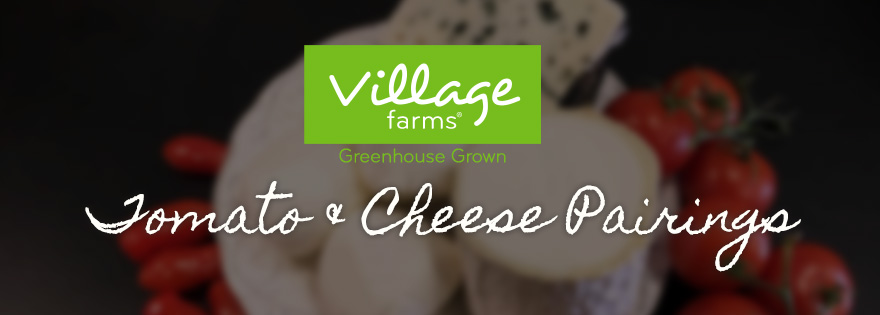 Village Farms Unveils Online Pairing Guide for Fresh Tomatoes and Cheeses